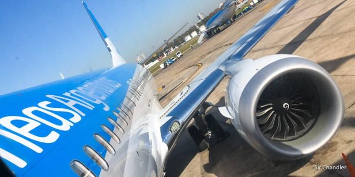 Super Match de Aerolíneas Argentinas: ¿viernes último día?