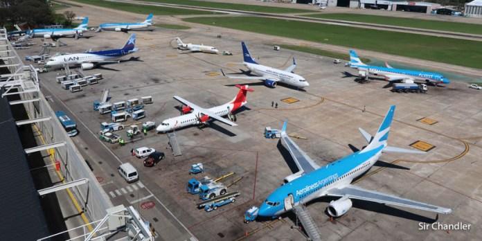 Comparativa de aerolíneas de cabotaje en la Argentina – julio 2018