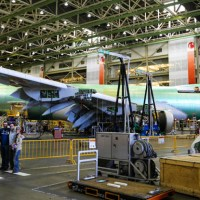 La visita al edificio más grande del mundo: la fábrica de Boeing Everett