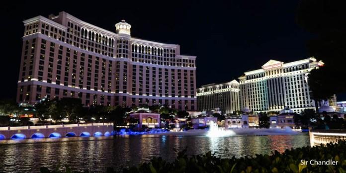 Resumen de lugares donde comimos en Las Vegas