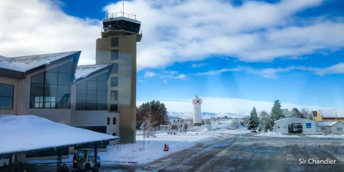 Comenzaron las obras en el aeropuerto de Bariloche