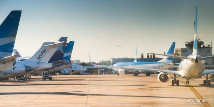 Re regionalización de Aeroparque: salió en el boletín oficial
