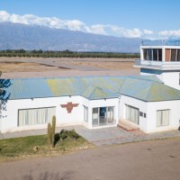 Conociendo y sobrevolando el aeropuerto de Chilecito (La Rioja)