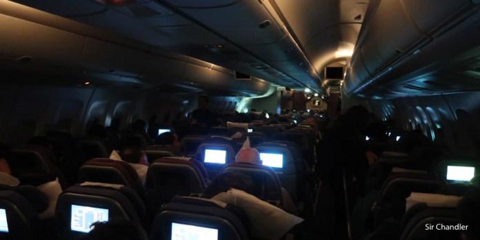 Un hermoso momento justiciero contra los irresponsables de siempre en el aterrizaje en Miami