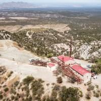 El cablecarril más largo del mundo... que existió en Chilecito, La rioja