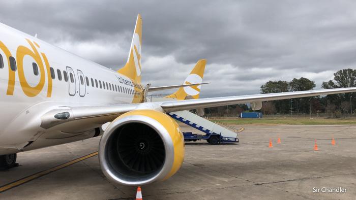 Asunción es el estratégico primer destino internacional de Flybondi