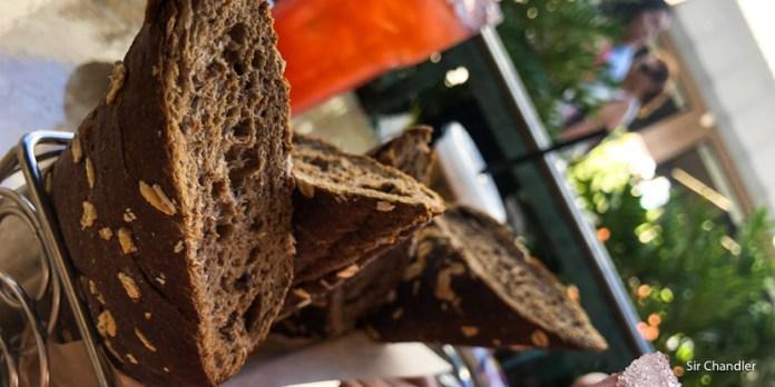 El pan marrón de The Cheesecake Factory que se puede comprar en supermercados (de USA, claro)