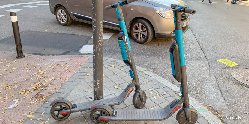 Madrid viviendo el futuro del transporte urbano