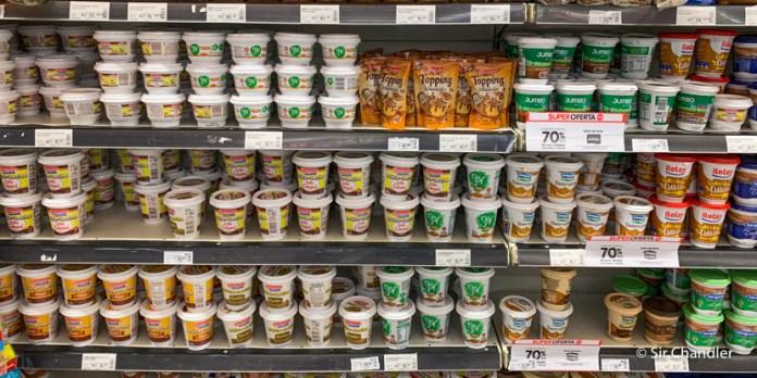 Los pedidos o regalos que uno lleva en los viajes al exterior del supermercado argentino