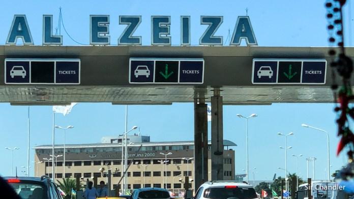 La promoción de estacionamiento en Ezeiza ¿Agotada?