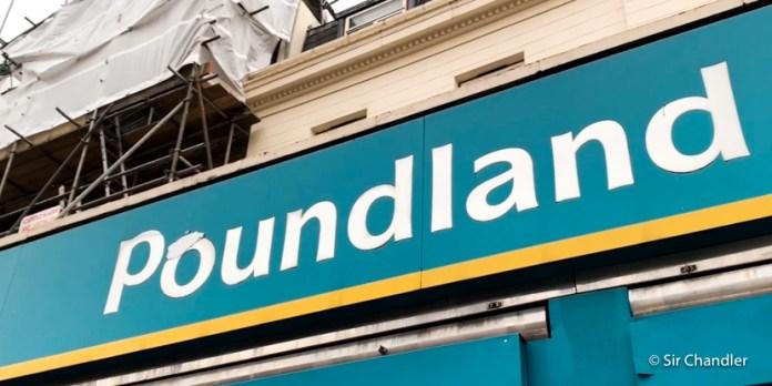 Poundland: un supermercado muy barato del Reino Unido