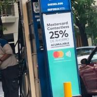 La semana contactless de abril con descuentos pagando con Mastercard