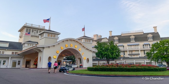 El Disney's BoardWalk Villas, uno de los hoteles de lujo en Orlando