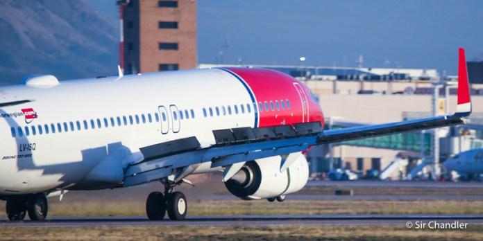 Norwegian prometió volar a Ushuaia en el segundo semestre