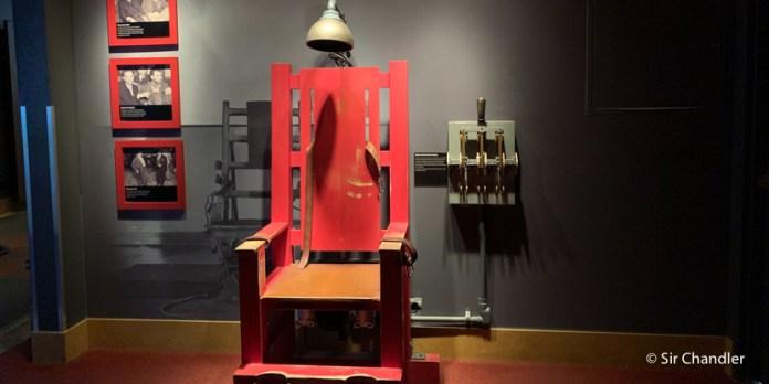 El museo de la mafia en Las Vegas