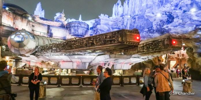 Mi visita a Star Wars: Galaxy's Edge en Disneyland California