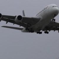 Sobre el Airbus 380, antes de la llegada a la Argentina