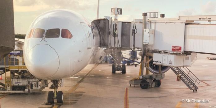 Vuelo a Miami en un Boeing 787 de Latam (upgrade por cupones)