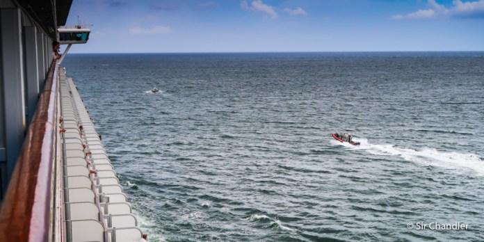 Crucero: la salida de Fort Lauderdale rumbo al Caribe con Princess