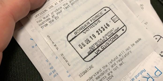 Recuperar el IVA en el Reino Unido