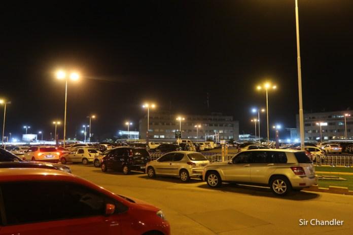 Estacionamiento prolongado en Ezeiza: se demora la reimplementación