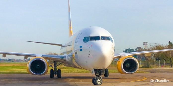 Flybondi devuelve dos aviones esperando encontrar alquileres más económicos para reponerlos