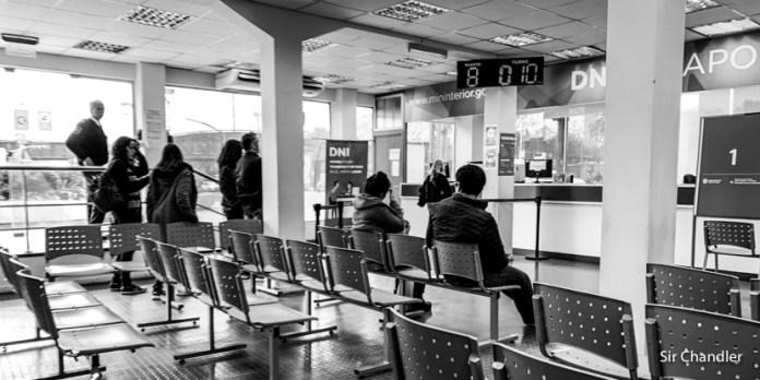 Renovar el DNI y Pasaporte de menores
