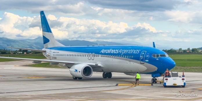 Cyber Monday: Aerolíneas Argentinas con las cuotas, descuento en canjes y en transferencia de millas