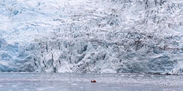 El glaciar Pía y un trekking en Tierra del Fuego con el crucero Australis