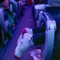 Tema patas en el avión: dos temas a consensuar
