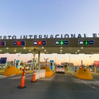 Habilitaron el Cell Phone Lot y el estacionamiento multinivel en Ezeiza