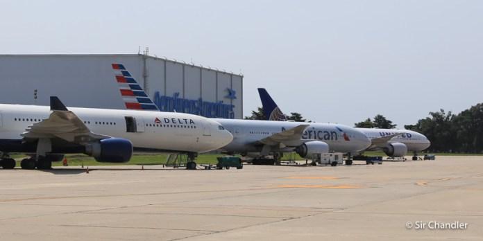 Las tres aerolíneas yankees camino dar la posibilidad de emitir en USD con las agencias