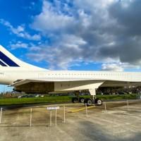 El museo de aviones de Toulouse que conserva dos Concorde y un A380
