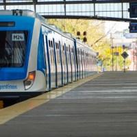 Recorrida por la estación Retiro y el tren a Tigre