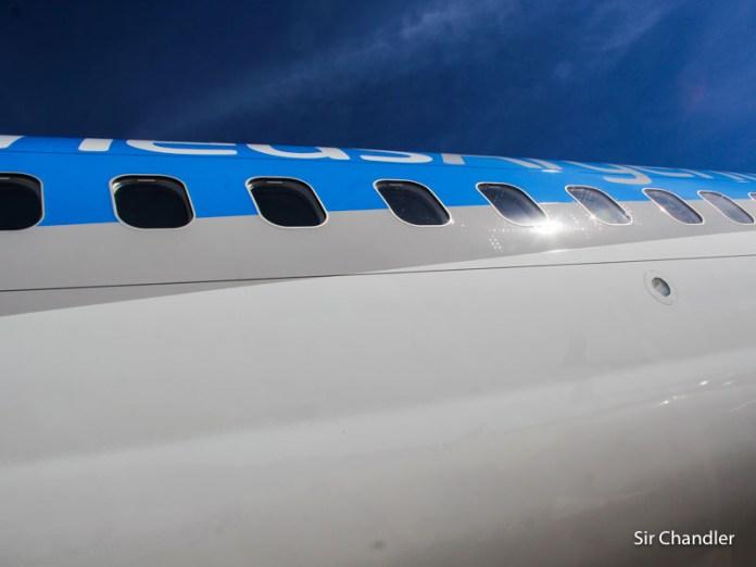 Aerolíneas Argentinas con precios más bajos que el comienzo de las low cost