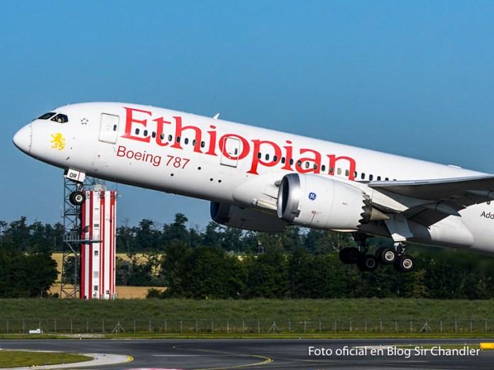 Ethiopian volará dos veces por semana en octubre
