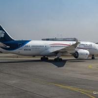 Aeroméxico se anota en octubre con dos vuelos por semana
