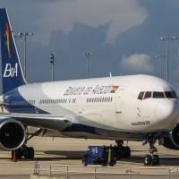 BOA pone 3 vuelos por semana a Bolivia en octubre