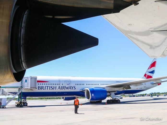 British dejará de volar directo a Buenos Aires