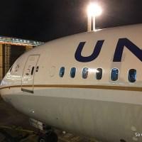 United confirma sus dos vuelos especiales de octubre