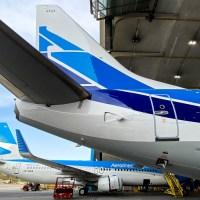 Aerolíneas Argentinas: vuelos especiales internacionales confirmados de octubre