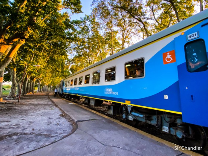 Arrancan los trenes de larga distancia ¿Qué se necesita para comprar el pasaje?