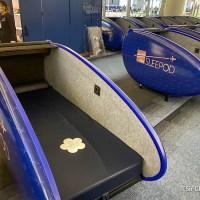 Las cápsulas para dormir en el aeropuerto de Estambul