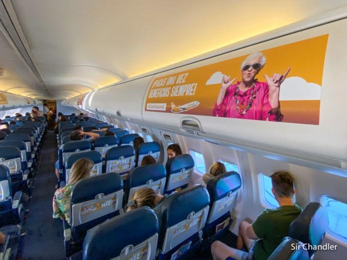 Arrancó Flybondi a operar en Aeroparque