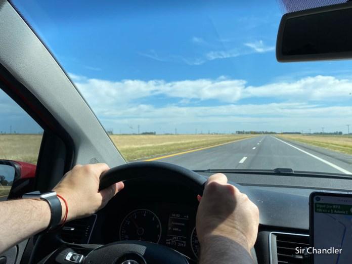 Viajando por la Ruta 2 ¿En qué estado está? ¿Hay control de los permisos?