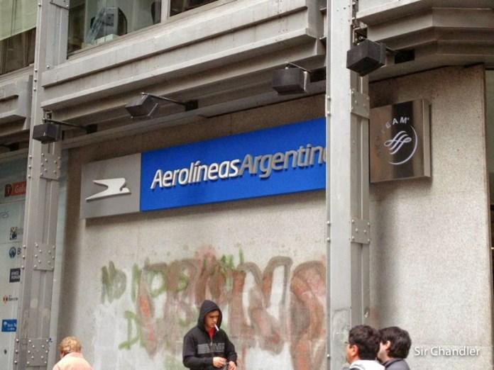 El «temita» de las oficinas que une a la atención de Aerolíneas Argentinas y la embajada de Estados Unidos