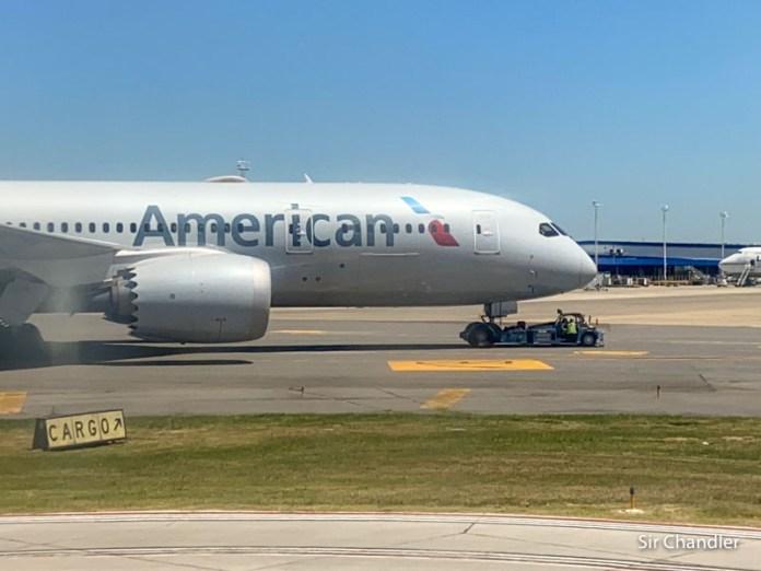 American Airlines pondrá un avión más grande para el vuelo diario a Dallas