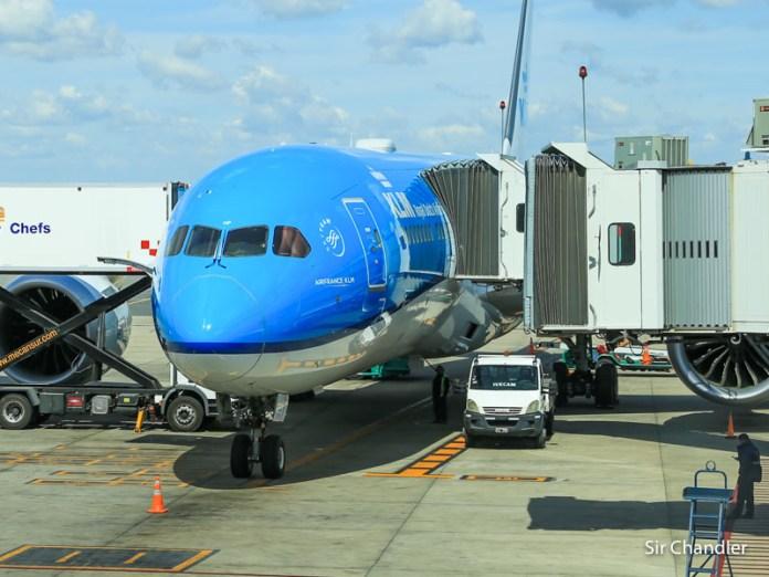 KLM: actualización de sus vuelos con la Argentina