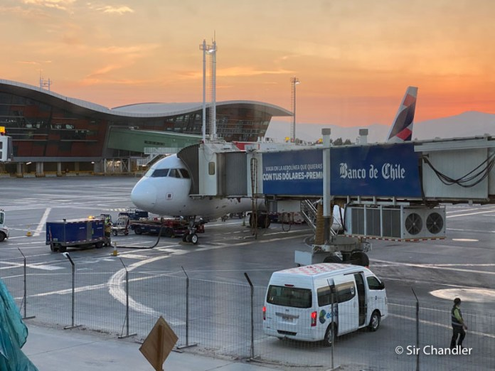 Chile y sus limitaciones de vuelos internacionales