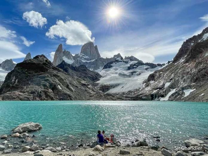 Laguna de los tres en El Chaltén: la experiencia de subir en familia